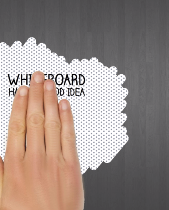 Hand Image placeholder WhiteBoard Videomaker Fx Pro Themes 2018