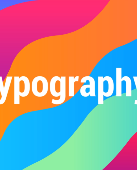 Colorful Typography VideoMaker Fx 2021 Pro Theme
