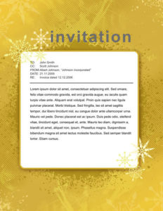 yellow-background-with-snowflakes