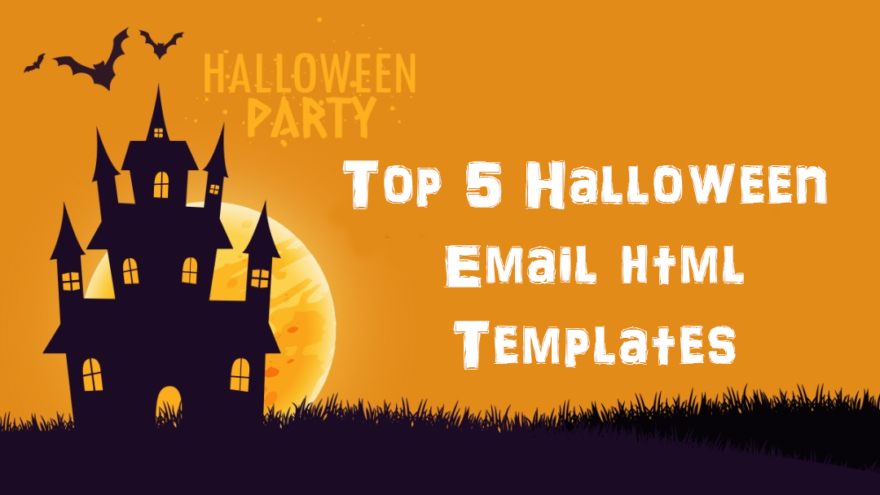 Halloween HTML Email Templates